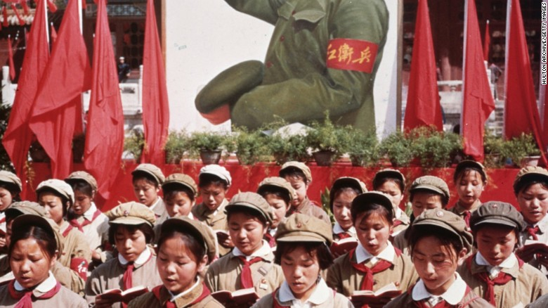 Chinas economic and cultural revolution