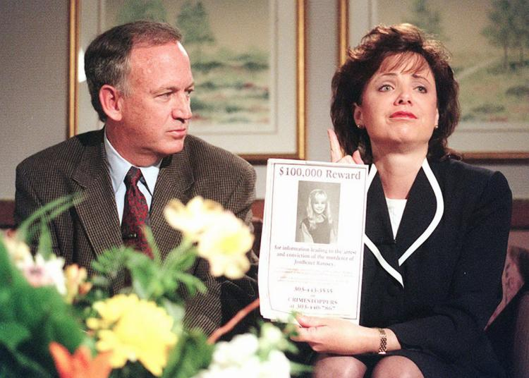 John and Patsy Ramsey Photo: nydaileynews