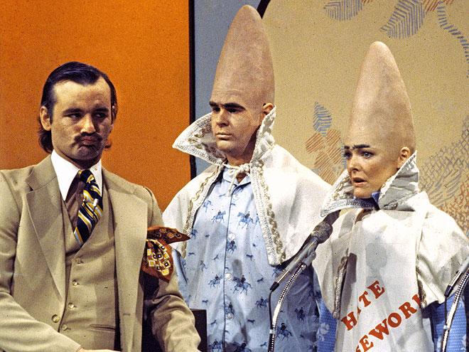 Bill Murray, Dan Akroyd and Jane Curtin Photo: people