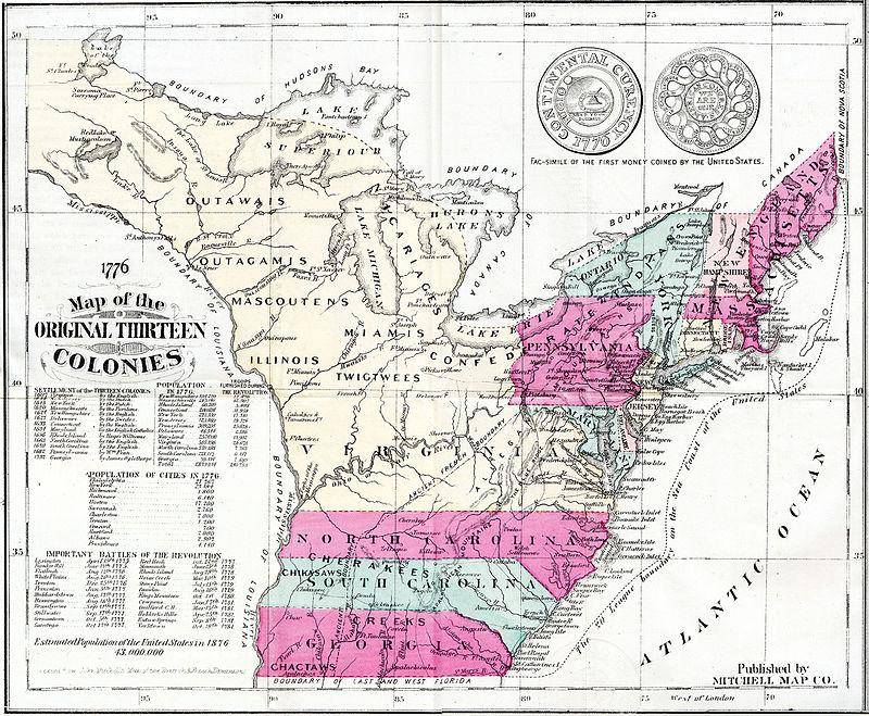 map_of_the_thirteen_original_colonies