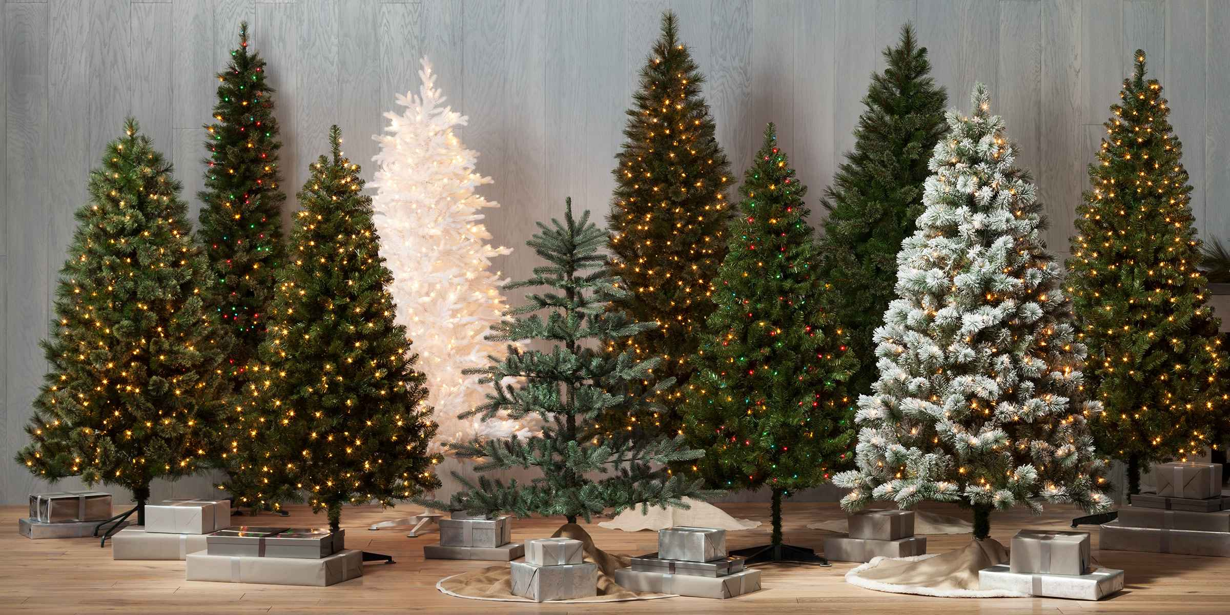 History Behind The Christmas Tree Part - 27: The Christmas Tree. PHOTO: Target.com