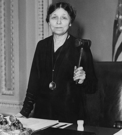 The First Woman Elected to the United States Senate: Hattie Caraway