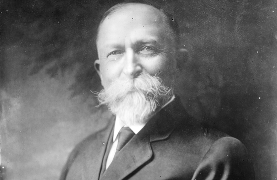 John Harvey Kellogg. [PHOTO: mentalfloss.com]