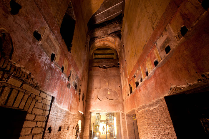 Opulence And Luxury Inside Nero S Golden Palace