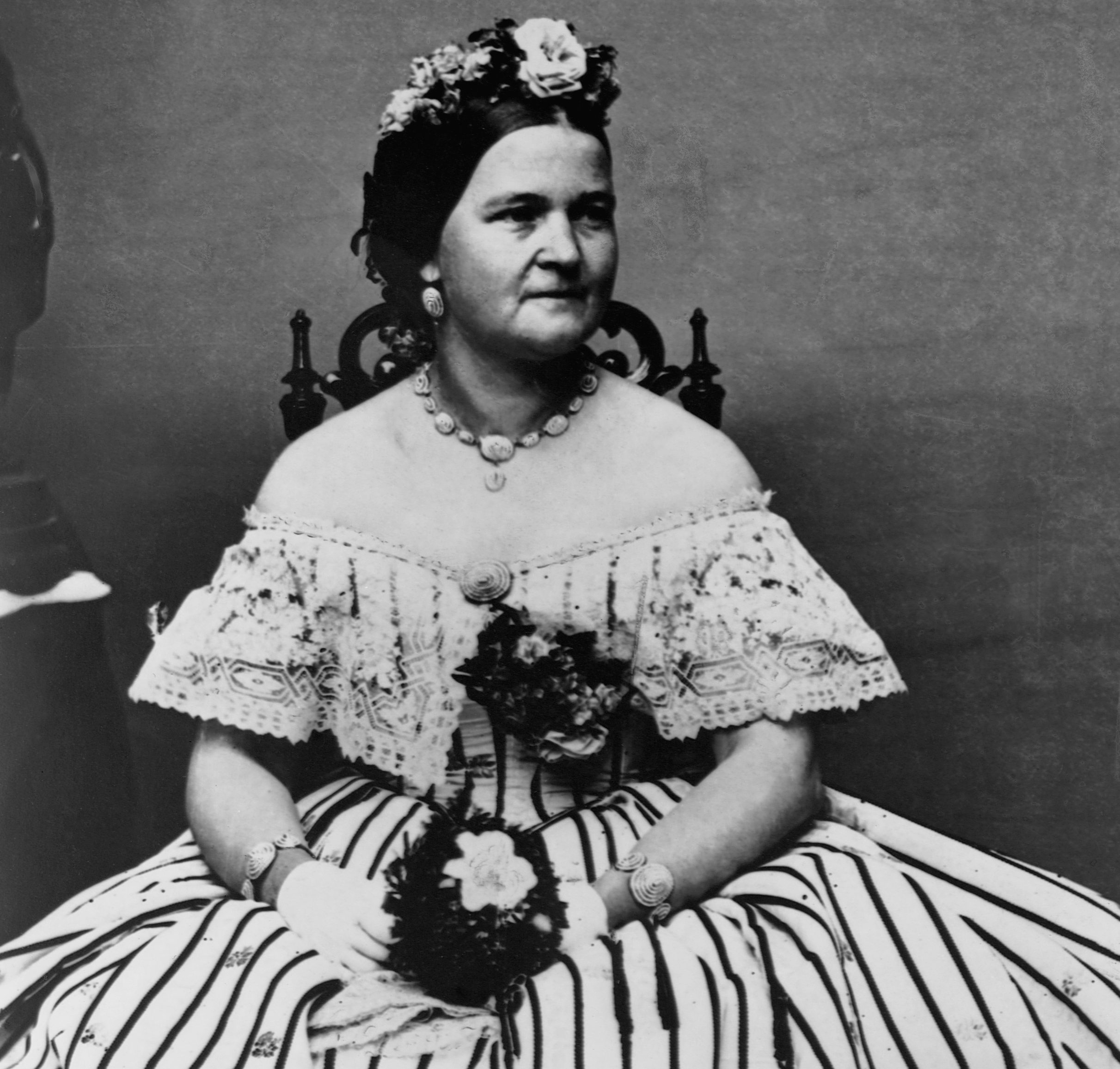One Of The Most Unpopular First Ladies Mary Todd Lincoln