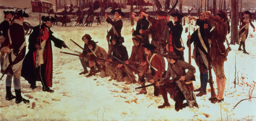 baron-steuben-drilling-troops-at-valley-forge-by-e-a-abbey-valley-forge-zzz