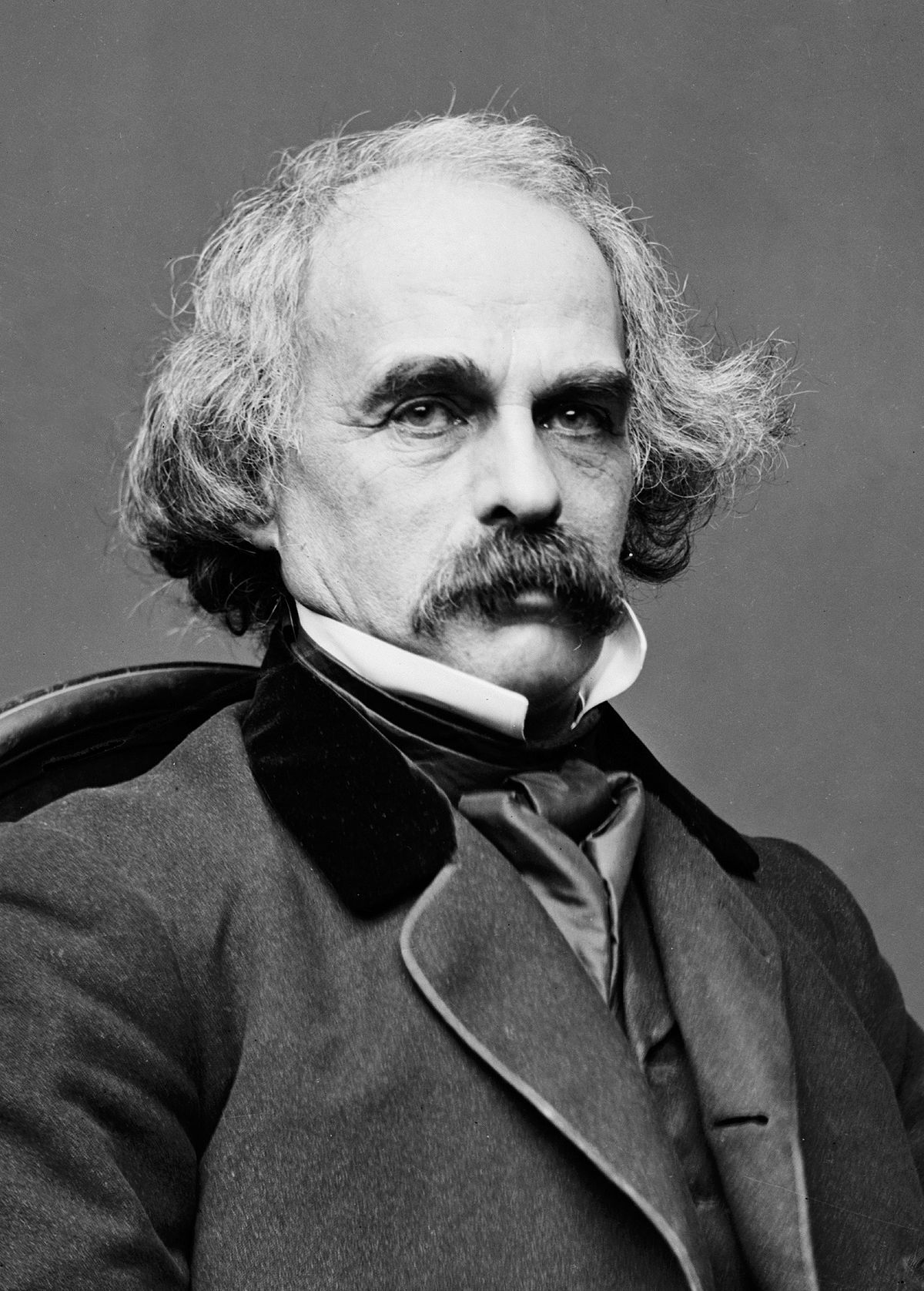 Author of The Scarlet Letter Nathaniel Hawthorne