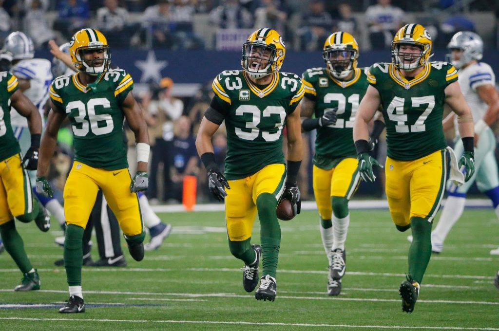 Photo: packersuniforms.blogspot.com